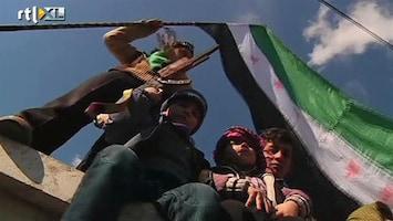 RTL Nieuws Rode Kruis mag Syrische wijk niet in