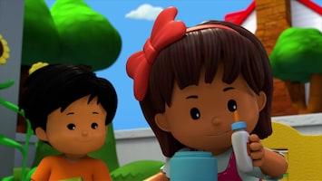 Little People - Ieder Draagt Een Steentje Bij