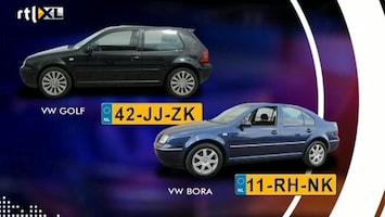 RTL Nieuws Auto's aanslag Waalre waren gestolen