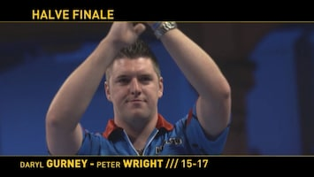 World Matchplay 2017 - halve finales