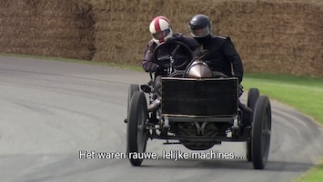 Rtl Gp: Goodwood Cars Of The Future - Afl. 1