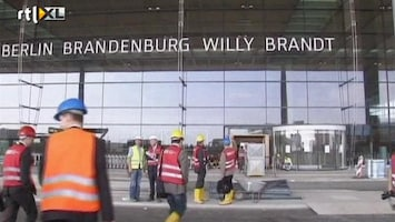 RTL Nieuws Opnieuw uitstel opening nieuwe luchthaven Berlijn