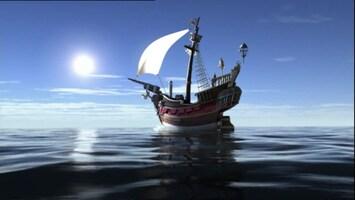 Piet Piraat - Een Wedstrijdje Vissen