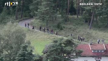 RTL Nieuws Anders Breivik terug op eiland Utoya