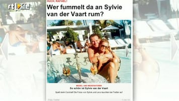 RTL Boulevard Sylvie van der Vaart gaat vreemd?