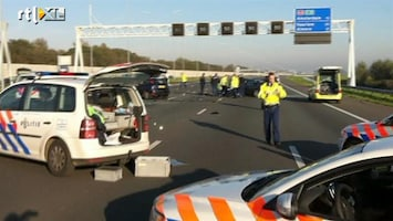 RTL Nieuws 'Strafvermindering benzinedief vanwege filefuik'