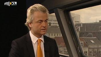 RTL Nieuws Wilders blijft bij kritiek op Beatrix