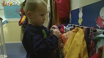 RTL Nieuws Zorgen over bezuinigingen kinderopvang