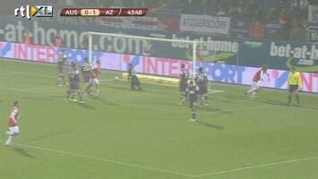 Rtl Voetbal: Uefa Cup - Austria Wien - Az