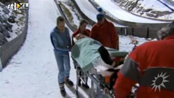 RTL Boulevard Follow-up van het Skischansspringen