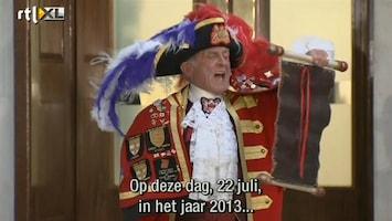 RTL Nieuws Weekoverzicht: Royal baby geboren