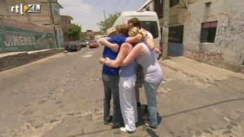 Love Is In The Air Hereging in de straten van Guadalajara