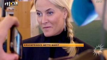 RTL Boulevard Prinses Mette-Marit in opspraak