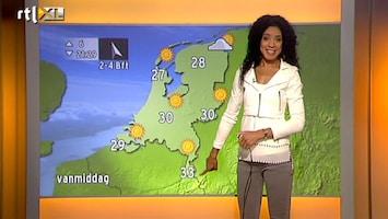 RTL Nieuws 'Veel zon en temperaturen tot 33 graden'