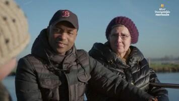 RTL 4's Onvergetelijke Feestdagen Humberto Tan verrast oma met dagje vogelspotten