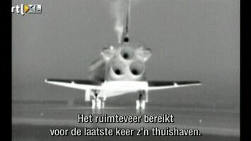 RTL Nieuws Space shuttle met pensioen