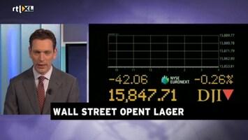 Rtl Z Opening Wall Street - Afl. 241
