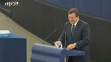 RTL Nieuws Barroso niet bij EK aanwezig