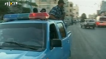 RTL Nieuws Luchtaanvallen op Gazastrook