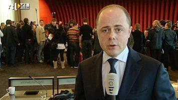 RTL Nieuws Koen de Regt over persconferentie Lommel