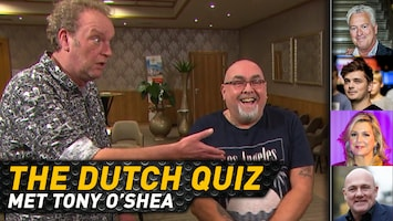 NL Quiz | Tony O'Shea