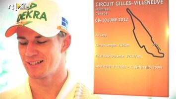 RTL GP: Formule 1 Rondje circuit GP Canada