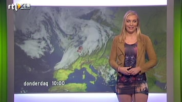 RTL Weer Buienradar Update 14 juni 2013 12:00 uur