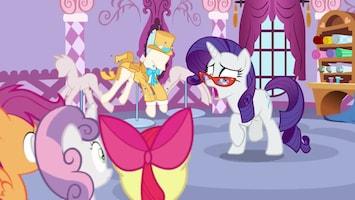 My Little Pony Drie grote kleine pony's