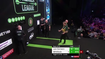 RTL 7 Darts: Premier League Afl. 5