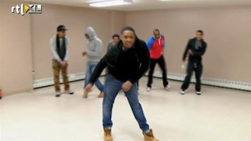 RTL Nieuws Danstips van de echte Harlem Shakers