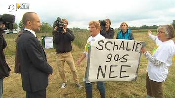 RTL Nieuws Voorlopig geen proefboringen naar schaliegas