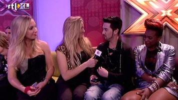 X Factor Twittervragen voor Adlicious