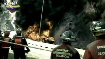 RTL Nieuws 13 doden door brand tankwagen