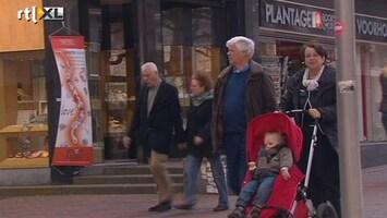 RTL Nieuws Pensioen vele Nederlanders mogelijk omlaag
