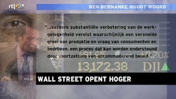 RTL Z Opening Wallstreet Afl. 61