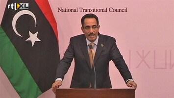 RTL Nieuws Verklaring Libische overgangsraad