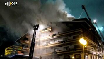 RTL Nieuws Hotelgasten aan de dood ontsnapt