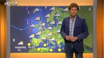 RTL Nieuws Vakantieweer met Dennis Wilt