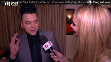 X Factor Interview met Chew Fu