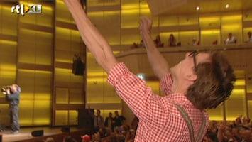 RTL Nieuws Gouden Griffel voor Simon van der Geest