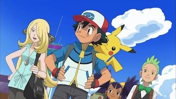 Pokémon - Piplup, Pansage En Een Oude Bekende!