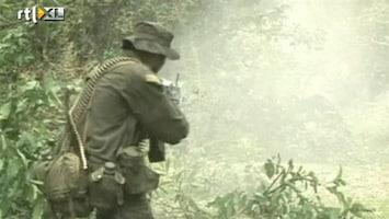 RTL Nieuws Colombia en FARC voorzichtig in gesprek
