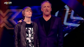 X Factor X Factor, De Uitslag /4
