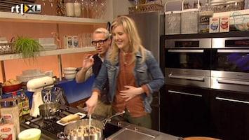 Carlo & Irene: Life 4 You Rudolph en Leonie in de keuken