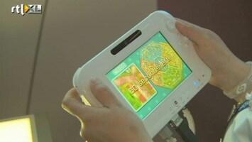 RTL Nieuws Nintendo onthult 'Wii U'