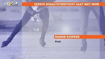 RTL Nieuws KNSB vreest afgelasting nog meer tochten