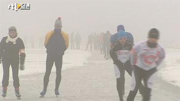 RTL Nieuws Tienduizenden schaatsers bij eerste toertochten