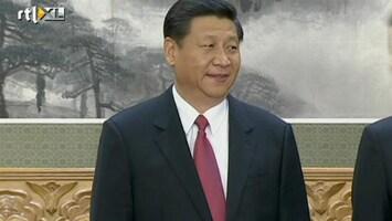 RTL Nieuws China heeft nieuwe partijtop en vicepresident