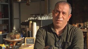 Syrische vluchteling Ghiath tevreden in Nederland: 'Ik wil iets leuks voor de mensen doen' en zo Nederlands leren