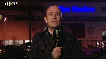 RTL Sport Inside Clubwatcher Thijs Slegers in Eindhoven